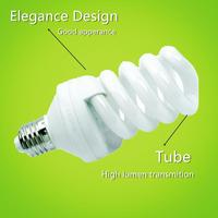 U shape/half spiral/full spiral /lotas energy saving lamp with CE ROHS e27 led bulb lighting cfl downlights surface mount