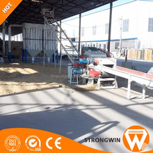 Strongwin 2t small wood pellet production line