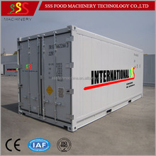 High Quality Brand New 20FT 40FT Reefer Refrigerated Container Hot Sale