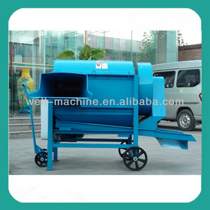 Automatic rice and wheat thresher machine