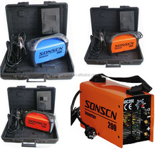 Single Phase portable arc mma kende welding machine 200amp