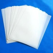 Cheap A4 laminating pouches