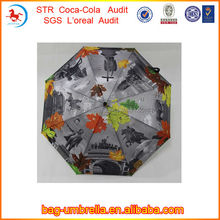 new design abaya full color printing beach umbrella end cap