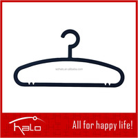 Ikea style simple plastic hanger for baby