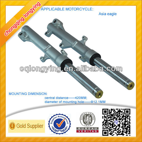 Alibaba.com Assessed Supplier Supply Front Shock Absorber Motorcycle