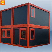 Luxury Prefabricated Container House For Hotel / Accommodation / coffee Shop
