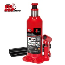 8 Ton <strong>OEM</strong>/ODM bottle jacks support and lifting welding hydraulic jack for industry TH90804X