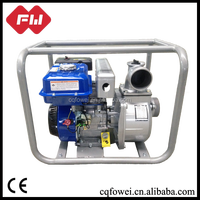 3 inch gasoline engine driven water pump for irrigation