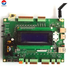 New product machine gps tracker multilayer pcb assembly