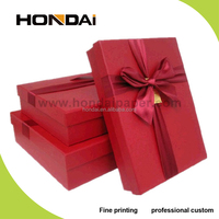 Paper box manufacturer wholesale luxury paper gift packaging box