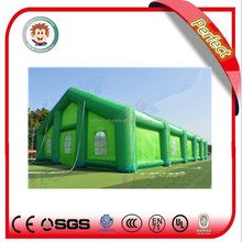 China manufacturer large inflatable tent, customized inflatable tent, inflatable tennis tent