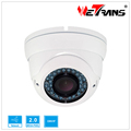 TR-IP20AD123 H.264 Verifocal Lens IR Indoor IP Dome Motion Detection Night Vision 1080P IP Camera H.265
