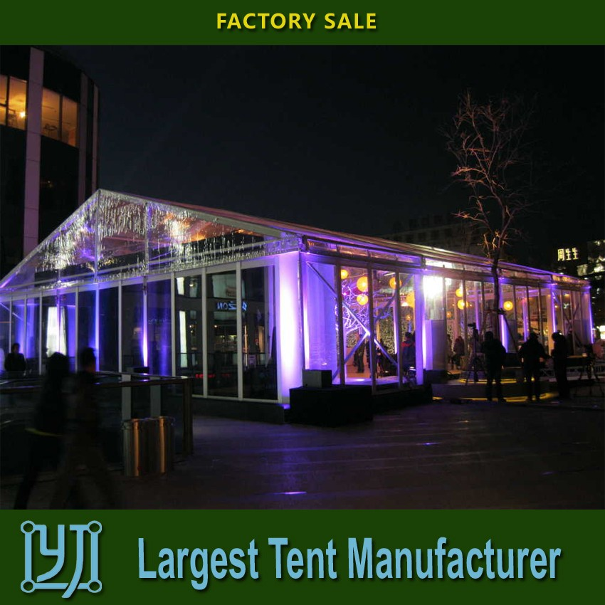 Heat Resistant Sound Proof Used White Party Tent for Sale,luxury wedding tents