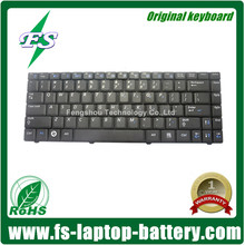 Wholesale teclados para laptop US Black replacement laptop keyboard for Samsung R519 NP-R519 keyboards for laptops