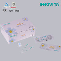 One Step HCG Pregnancy Test Strip with CE