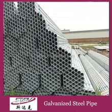 Wholesale water pipes hot deep galvanized pipe