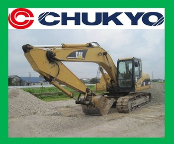 Japanese Used Excavator 320C <SOLD OUT>