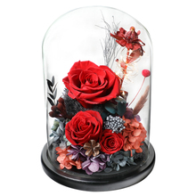 valentine's day wholesale rose preserved flower