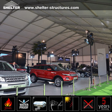 Strong car trade show exhibition tent for sale