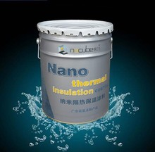 Nano Thermal Insulation Metal Coating