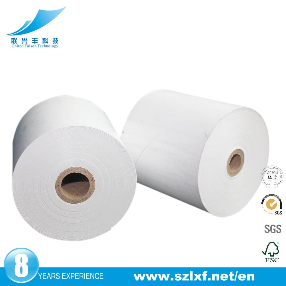 Thermal POS Receipt Paper Rolls 3 1/8x 230For Thermal Printers, 50 Rolls/carton