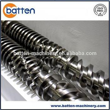 PVC TWIN SCREW BARREL for PVC EXTRUDER Cincinnati CMT68