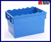 N-6040/365B Transparent Plastic Packaging Box without Lids