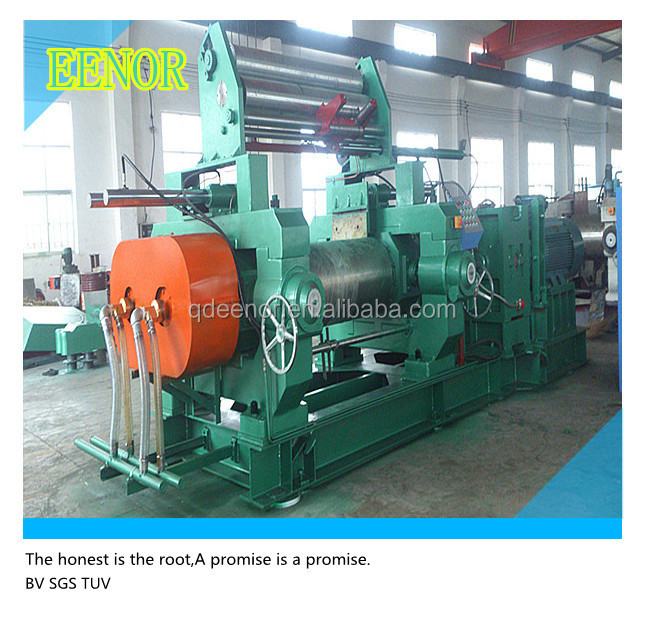 2017 TOP SELLING ! Open type two roll rubber mixing mill