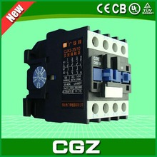 2015cngz advanced and durable AC motor contactor
