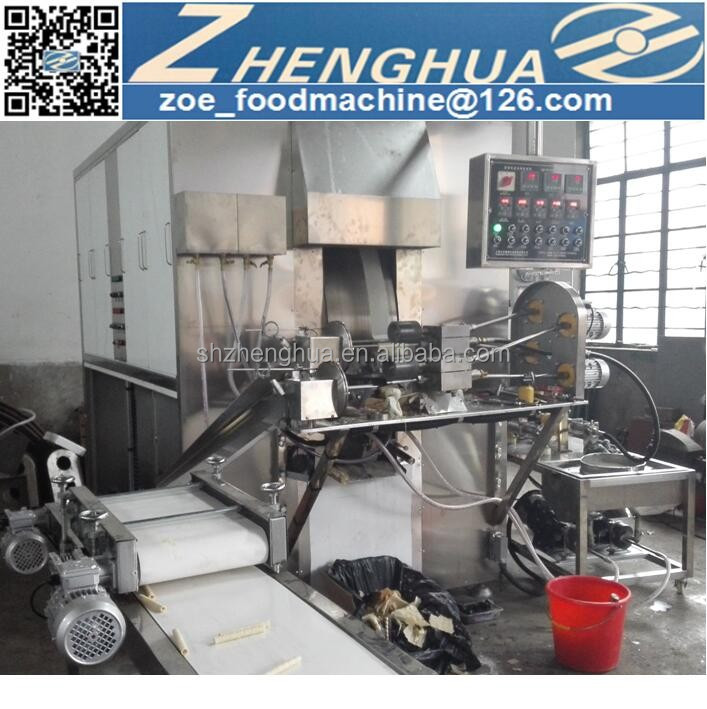 ZH2000 wafer stick, Egg roll biscuit machine for whole sales or retails/with more than 30 year experience