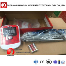 Solar water heater intelligent controller with remote control for Peru