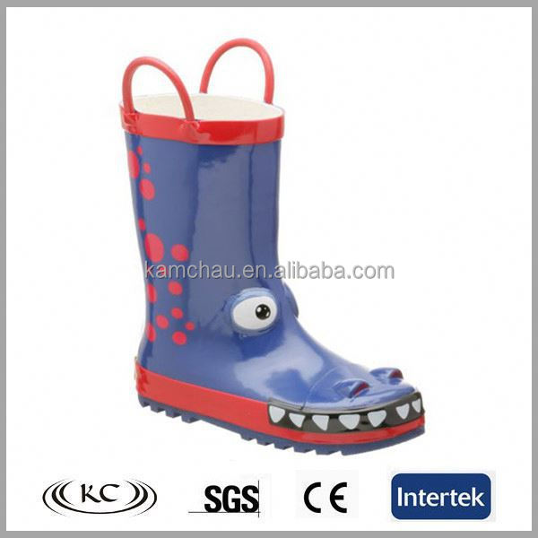 high quality sale online fish custom natural rubber rain boots malaysia