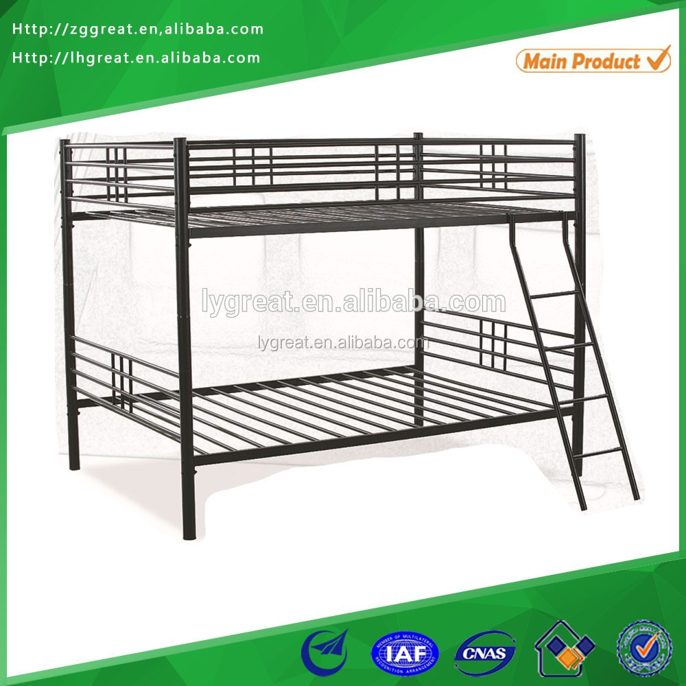 Hot sale latest metal bed designs/iron bed/metal bunk bed parts