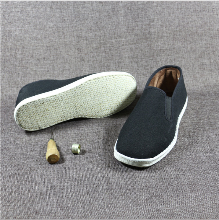 comfortable men drive shoe ,handmade cloth shoe made in china