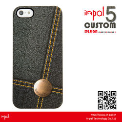 New arrival fashionable luxury customized pouch for iphone 5 tabs
