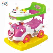 Children toy car to sit in