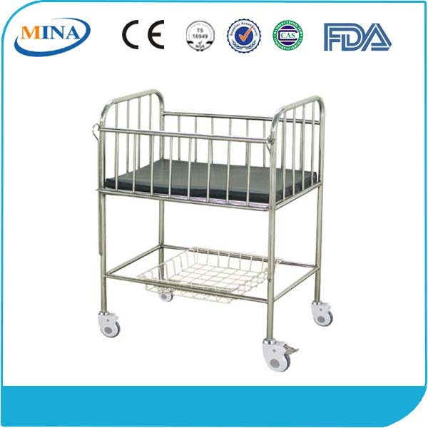 MINA-ZBE17 CE ISO Approved Pediatric Hospital Bed