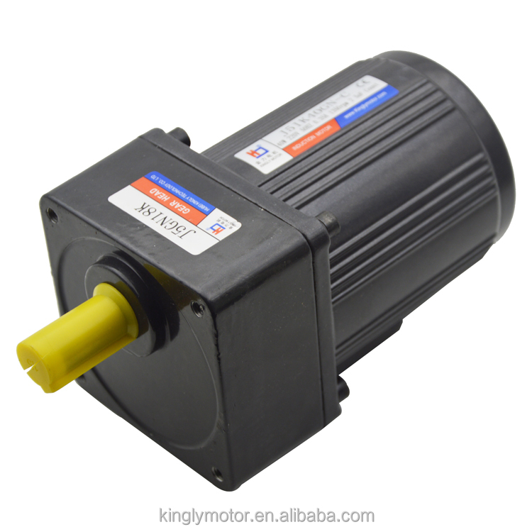 90mm 220V 60W AC Motor with General Helical Gear