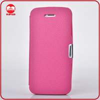 Hot Selling Folio Ultra-Thin Slim Fit Leather Magnetic Flip Case for Samsung Note 3