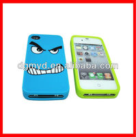 Cheap Silicone Western Cell Phone Cases for iphone4/4s
