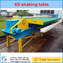 chromite ore concentrate machines shaking table