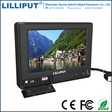 High Brightness 7 Inch Waterproof LCD Touch Screen Monitor