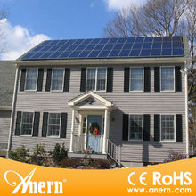 high cost performance 10 kw on grid solar system with CE RoHS IEC approved