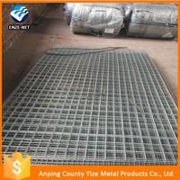 China Manufacture Deformed Steel Bar Construction Wire Mesh/welded wire mesh (manufacturer)