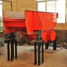 Chine stone vibrating feeder for mining