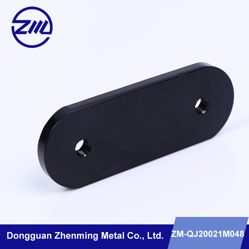 chrome black stainless steel parts tapping car parts
