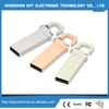 Hot Sale USB 2.0 buckle usb flash drive with metal case