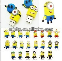 Best gift Despicable Me USB usb flash drive for kids