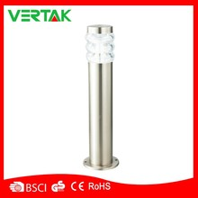 rigorous testing high power decorative garden light pole