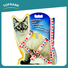 CAT HARNESS AND LEASH SET,MATERIAL PP